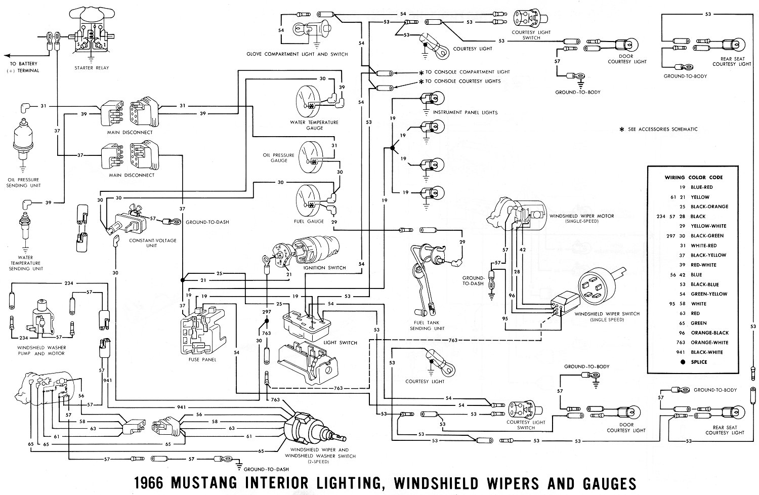 Wiring on lighting diagrams